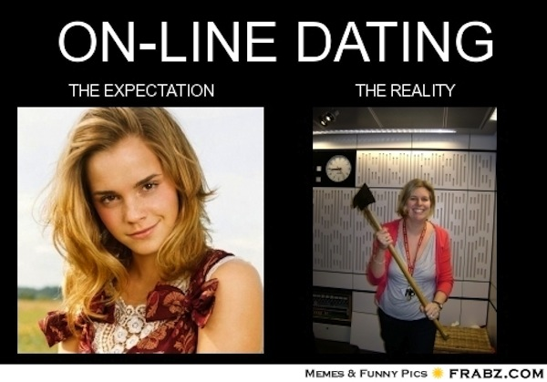 first date for online dating